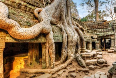 Mekong and Temples